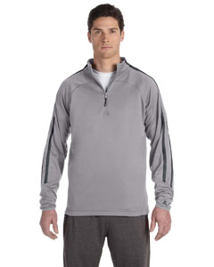 Steel/stealth Tech Fleece Quarter-Zip Cadet
