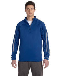 Royal/steel Tech Fleece Quarter-Zip Cadet