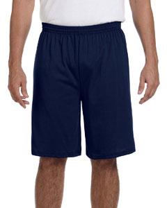 Navy 50/50 Jersey Short
