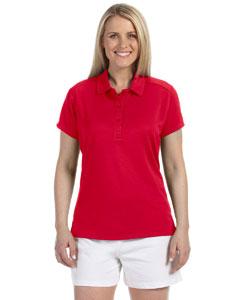True Red Women's Team Essential Polo