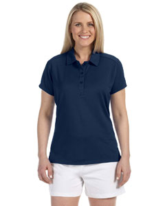 Navy Women's Team Essential Polo