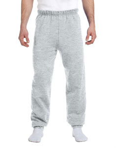 Ash 8 oz., 50/50 NuBlend® Fleece Sweatpants