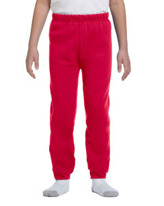True Red Youth 8 oz., 50/50 NuBlend® Sweatpants