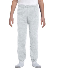 Ash Youth 8 oz., 50/50 NuBlend® Sweatpants