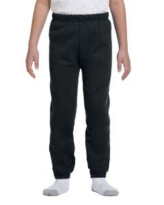 Black Youth 8 oz., 50/50 NuBlend® Sweatpants
