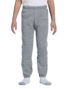 Athletic Heather Youth 8 oz., 50/50 NuBlend® Sweatpants