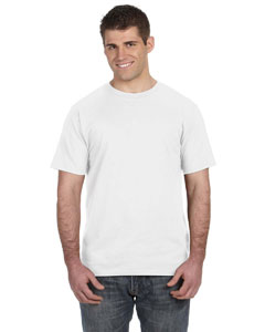 White Ringspun T-Shirt