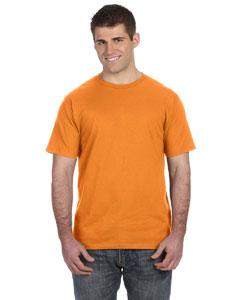Mandarin Orange Ringspun T-Shirt