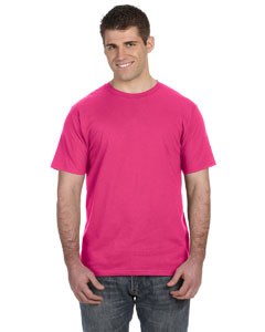 Hot Pink Ringspun T-Shirt