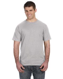 Silver Ringspun T-Shirt