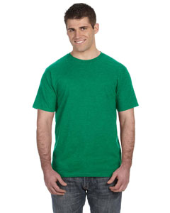Heather Green Ringspun T-Shirt