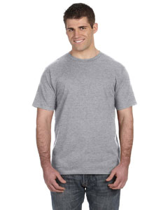 Heather Grey Ringspun T-Shirt