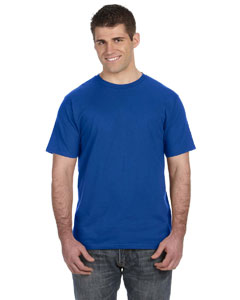Royal Blue Ringspun T-Shirt