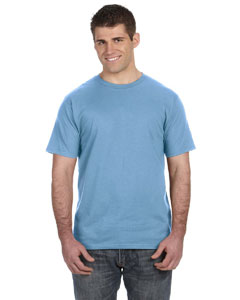 Light Blue Ringspun T-Shirt