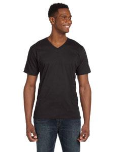Smoke Ringspun V-Neck T-Shirt