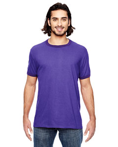H Purple/ Tr Pur Lightweight Ringer T-Shirt