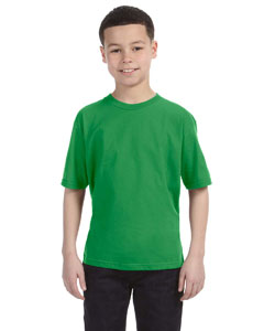 Green Apple Youth Ringspun T-Shirt
