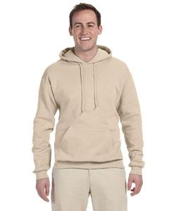 Sandstone 8 oz., 50/50 NuBlend® Fleece Pullover Hood