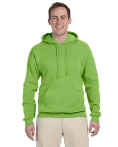 Kiwi 8 oz., 50/50 NuBlend® Fleece Pullover Hood