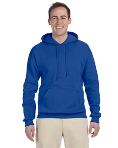 Royal Tall 8 oz., 50/50 NuBlend® Fleece Pullover Hood