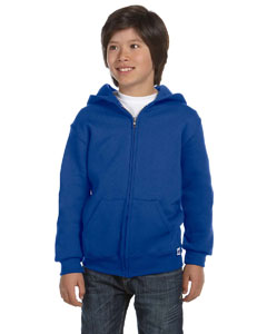 Royal Youth Dri-Power® Fleece Full-Zip Hood
