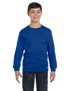 Royal Youth Dri-Power® Fleece Crew