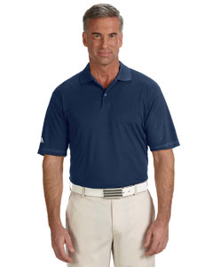 Navy Men's ClimaLite® Contrast Stitch Polo