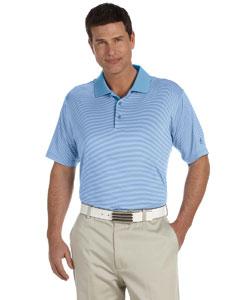 Twilight/tide Men's ClimaLite® Classic Stripe Short-Sleeve Polo