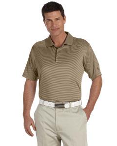 Shore/ecru Men's ClimaLite® Classic Stripe Short-Sleeve Polo