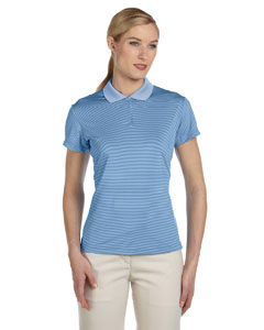 Twilight/tide Women's ClimaLite® Classic Stripe Short-Sleeve Polo