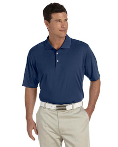 Navy/white Men's ClimaLite® Short-Sleeve Piqué Polo