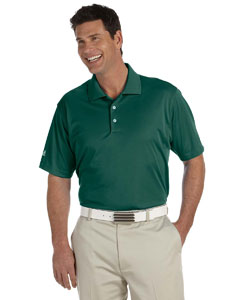 Forest Men's ClimaLite® Basic Short-Sleeve Polo