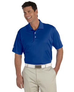 Collegiate Royal Men's ClimaLite® Basic Short-Sleeve Polo