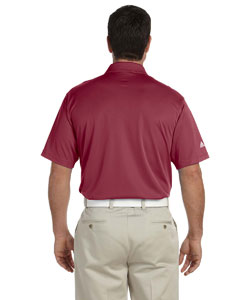 Cardinal Men's ClimaLite® Basic Short-Sleeve Polo