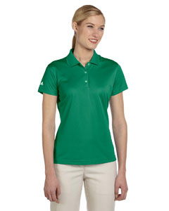 Amazon Women's ClimaLite® Basic Short-Sleeve Polo