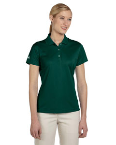 Forest Women's ClimaLite® Basic Short-Sleeve Polo