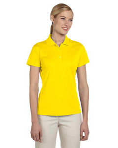 Yellow Women's ClimaLite® Basic Short-Sleeve Polo
