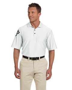 White/black Men's ClimaCool® Mesh Polo