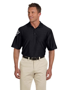 Black/white Men's ClimaCool® Mesh Polo