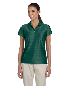 Forest/white Women's ClimaCool® Mesh Polo