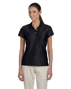 Black/white Women's ClimaCool® Mesh Polo
