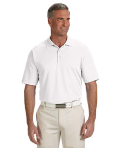 White Men's ClimaLite® Solid Polo
