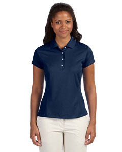 Navy Women's ClimaLite® Solid Polo