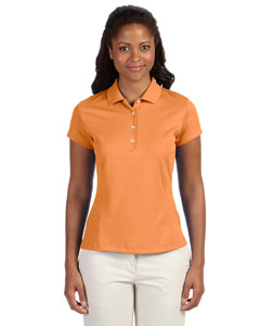 Light Orange Women's ClimaLite® Solid Polo
