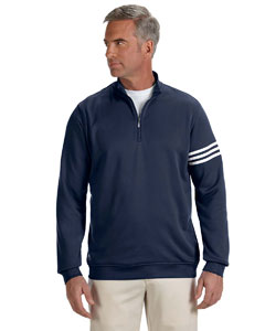 Navy/white Men's ClimaLite® 3-Stripes Pullover