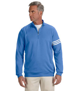 Oasis/white Men's ClimaLite® 3-Stripes Pullover