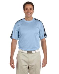 Argentina Blue/black Men's ClimaLite® 3-Stripes T-Shirt