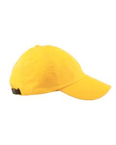 Lemon 6-Panel Low-Profile Washed Pigment-Dyed Cap