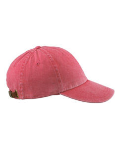 Poppy 6-Panel Low-Profile Washed Pigment-Dyed Cap