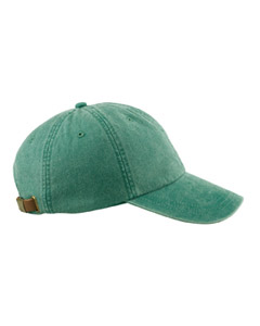 Forest 6-Panel Low-Profile Washed Pigment-Dyed Cap
